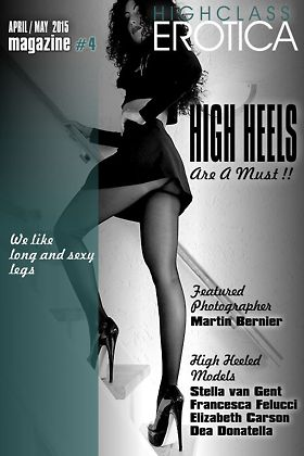 Sexy High Heels presents HCE Magazine Vol #4